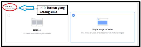 Cara-cara untuk setup messenger ads di Facebook 9