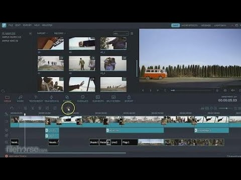 Edit Video Filmora Pro